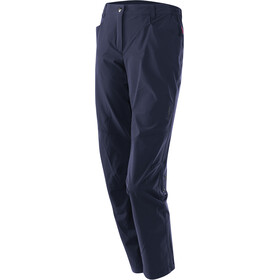 Löffler Comfort Stretch Light Trekking Krempel Hose Damen graphite